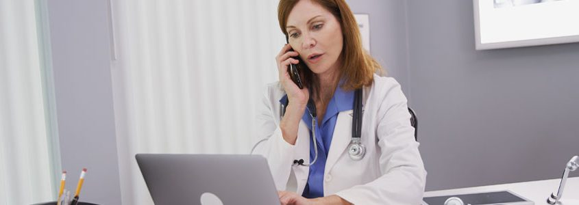 Doctor consultations are increasingly being held remotely by phone or online – how does this affect patients?